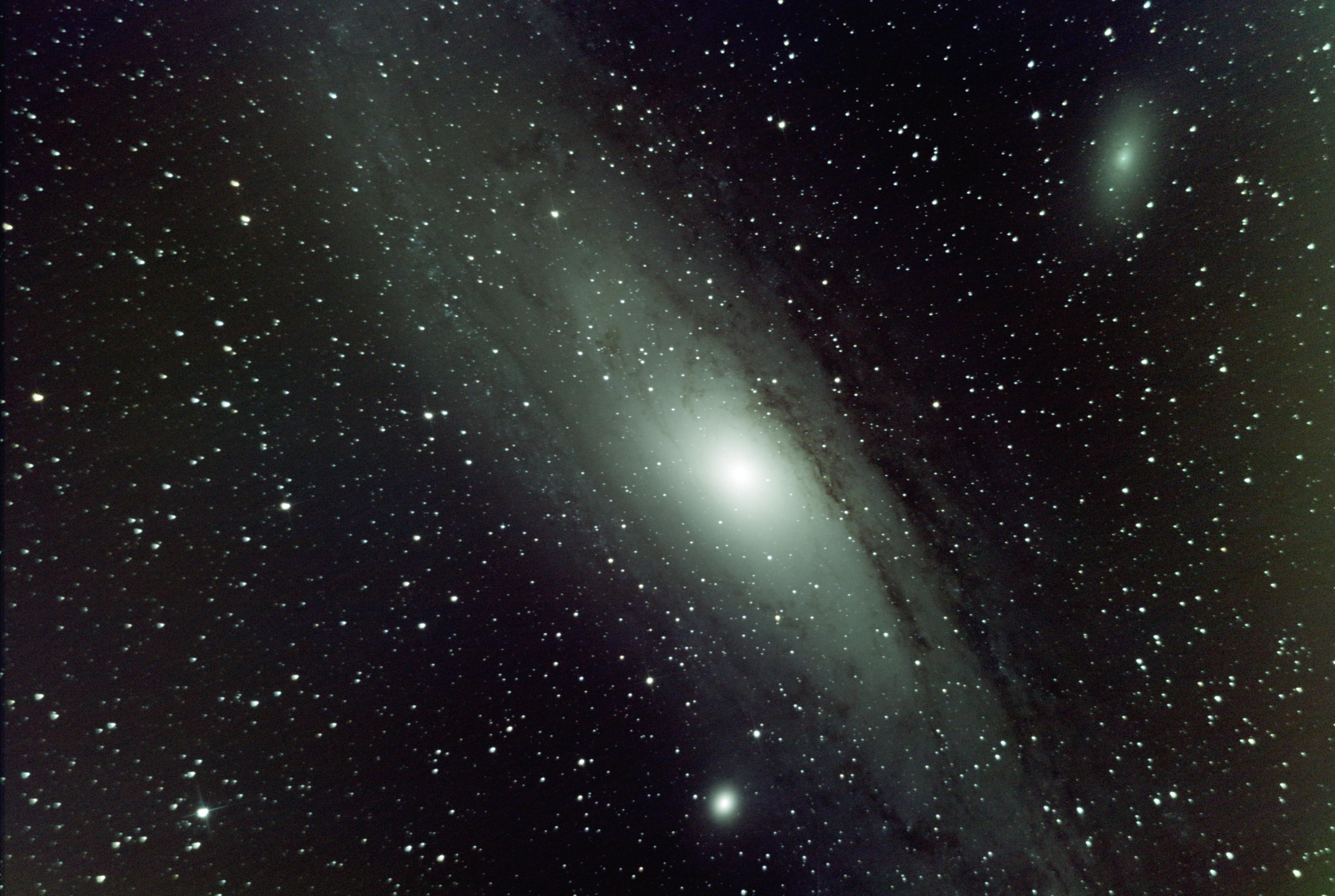 M31 Galaxie d'Andromède M31-0040G0020R
