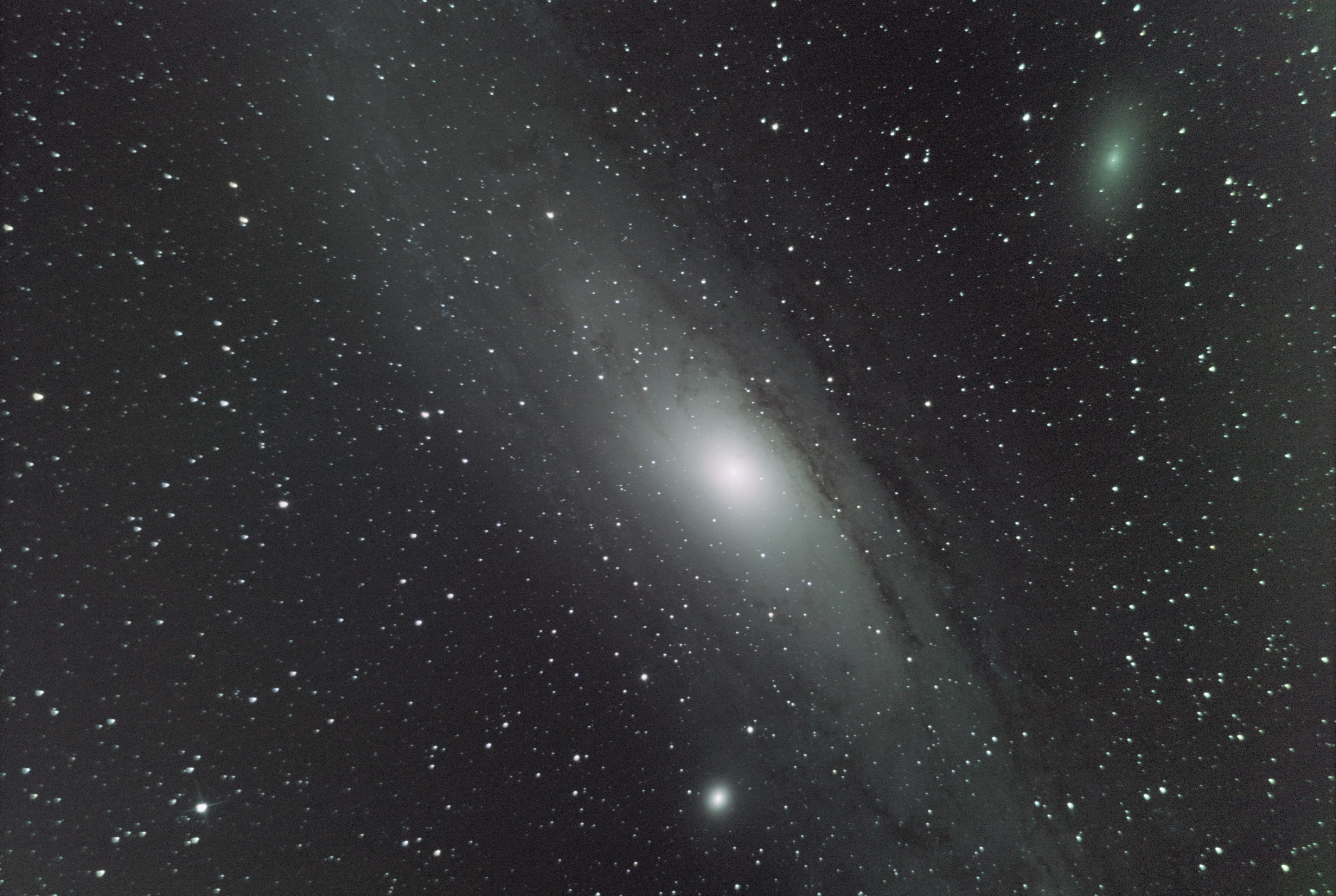M31 Galaxie d'Andromède M31-0050G0080R