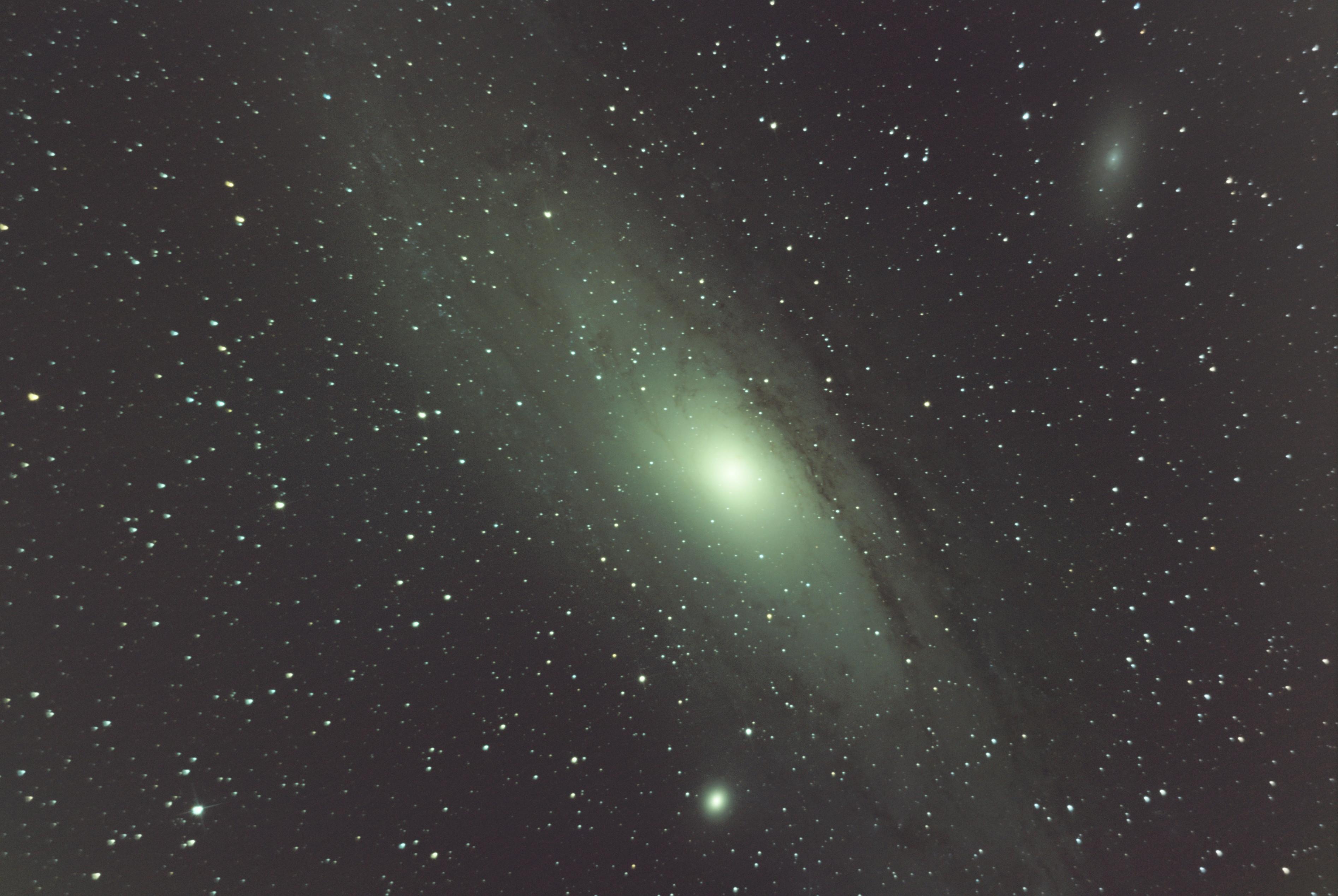 M31 Galaxie d'Andromède M31-0070G0010R