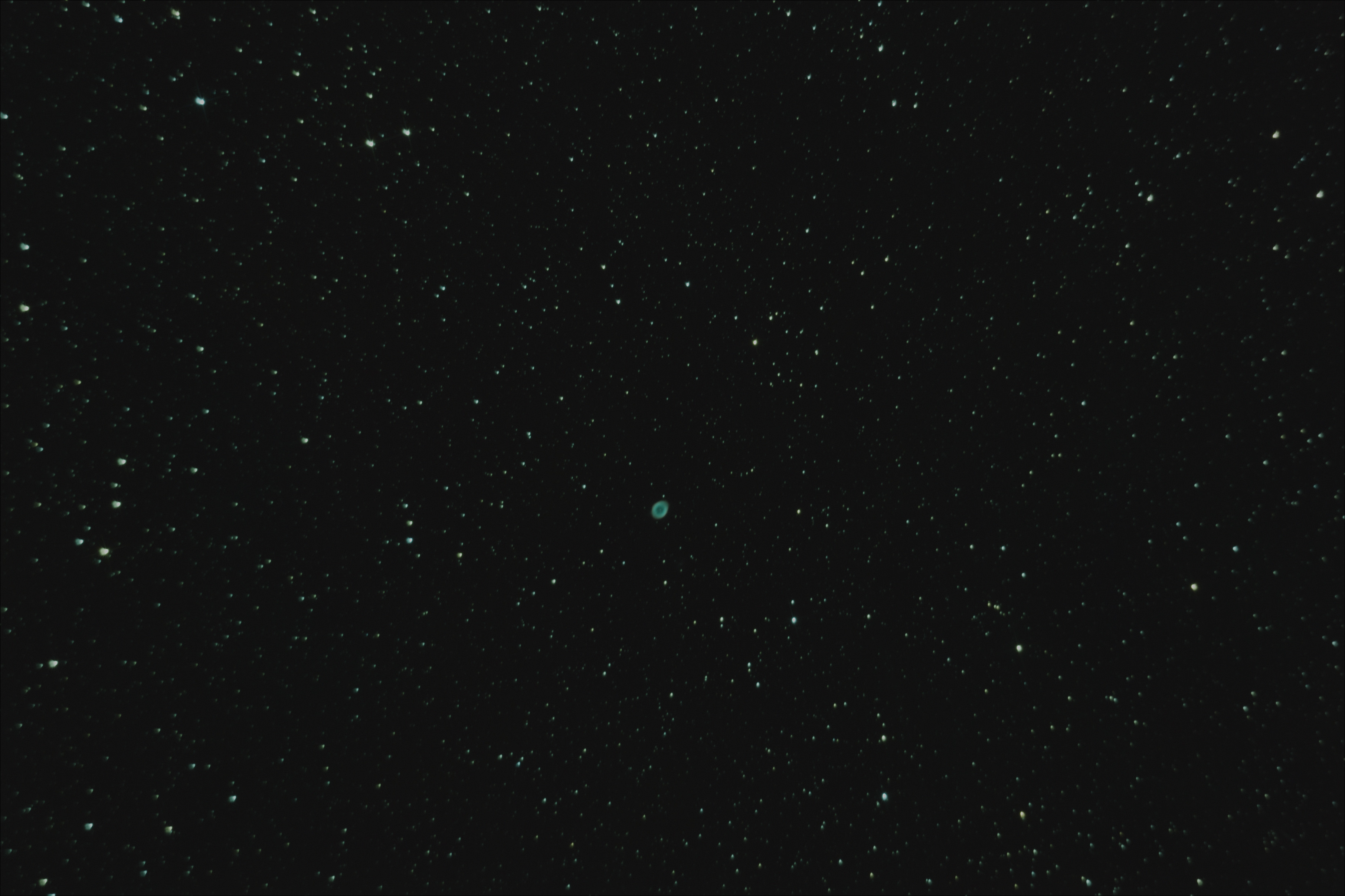 Nébuleuse de la Lyre - M57 M57-0010G010R