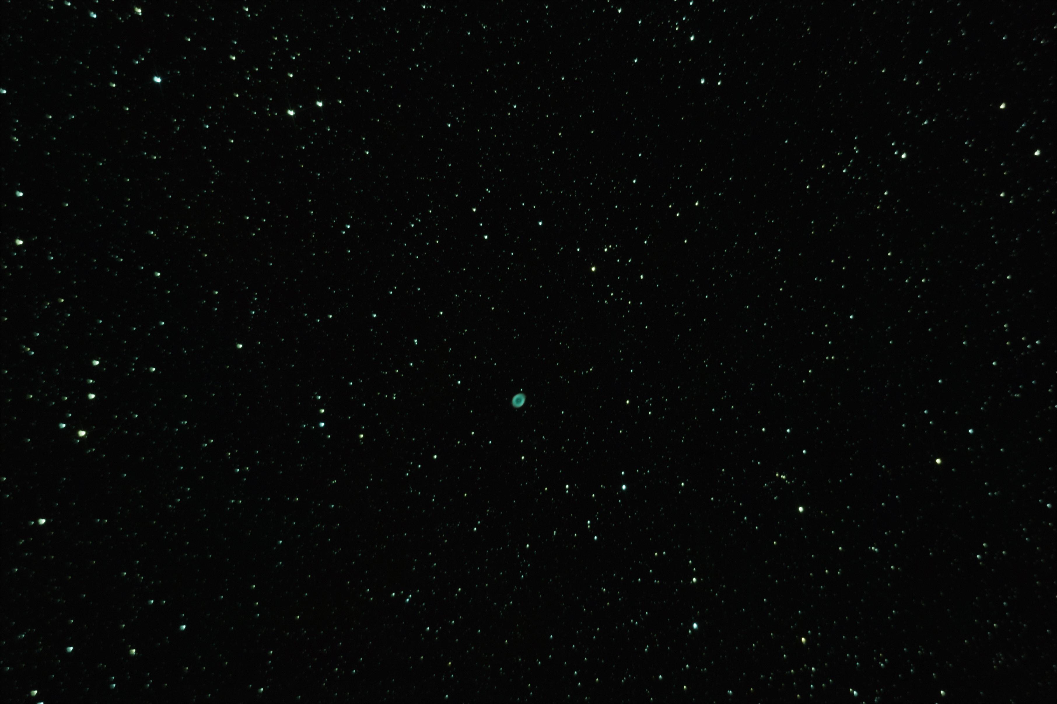 Nébuleuse de la Lyre - M57 M57-0010G030R